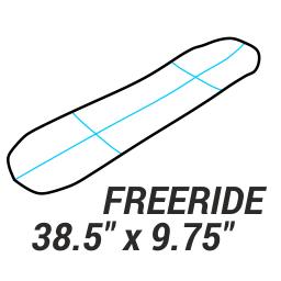 """Freeride 38.5\"""""""
